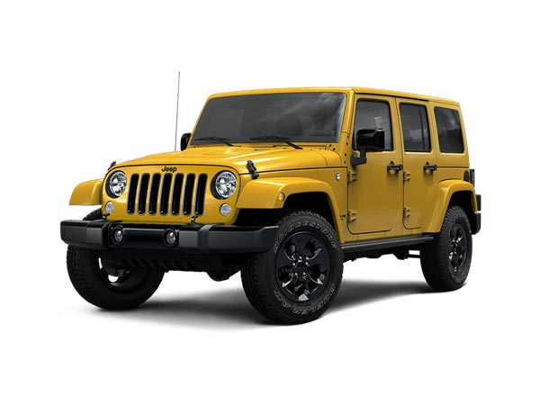 3. Jeep Wrangler Unlimited Altitude