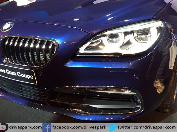 bmw 6 series gran coupe headlamps