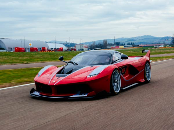 ferrari fxxk to debut at festival of speed