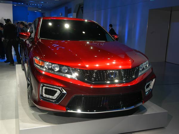 Honda Accord 2016 India Launch