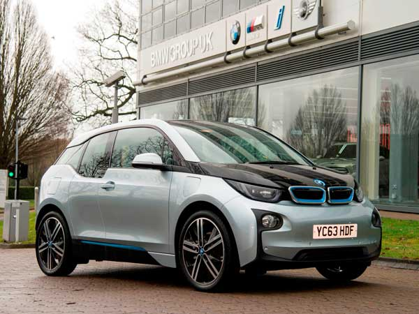 bmw i3 good design award