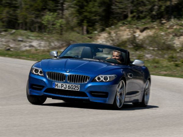 Bmw Z4 Now Available In A Striking Estoril Blue Metallic