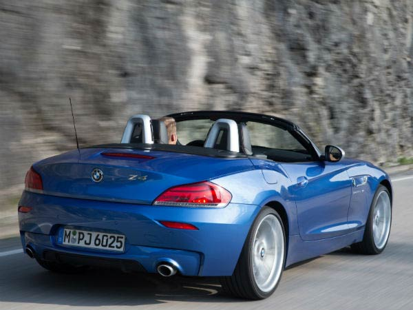 bmw z4 colour blue metallic