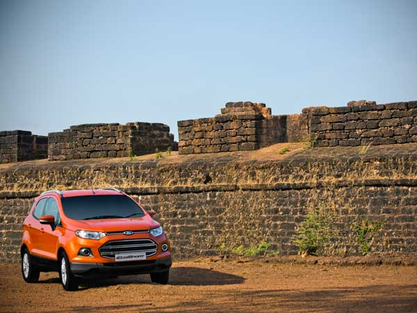 ford india sales report