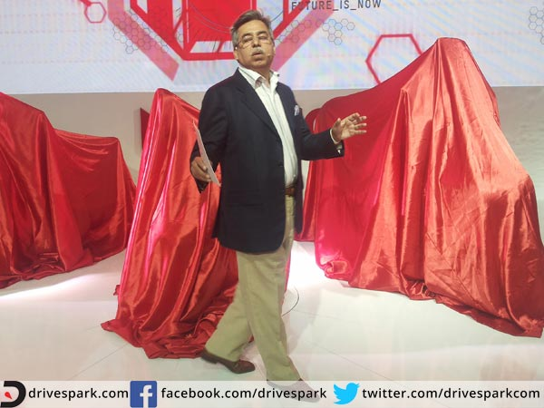 pawan munjal chairman of hero motocorp