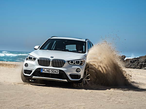 New BMW X1 Has Been Revealed; Will Be Coming To India Soon!