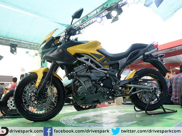 benelli trek amazonas 1130 launch