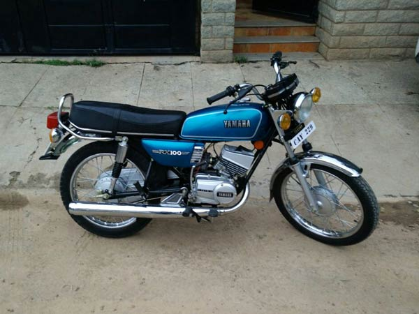 Yamaha RX100 (The bike that started the performance cult in India)