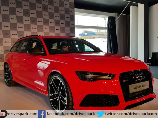 Audi RS Avant Launched Price Specification Features More - Audi rs6 price