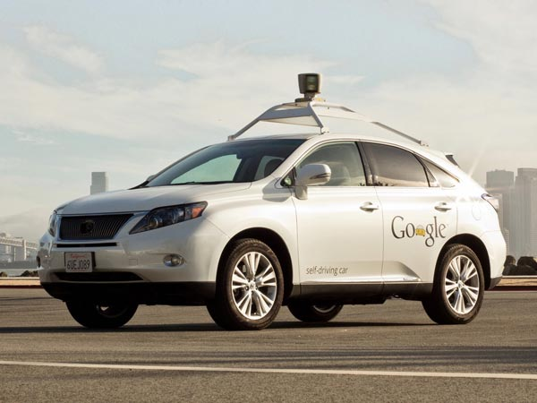 Google Autonomous Cars Involved In Accidents