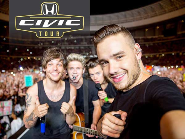 honda one direction civic