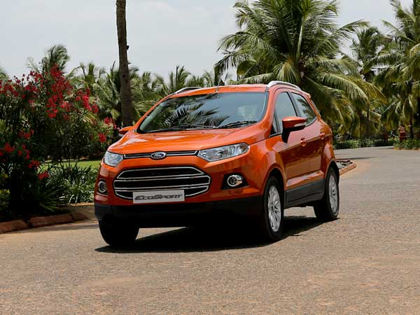ford india ecosport
