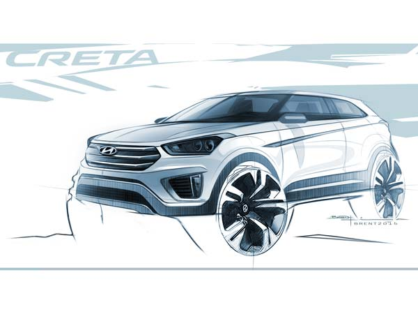 hyundai creta revealed