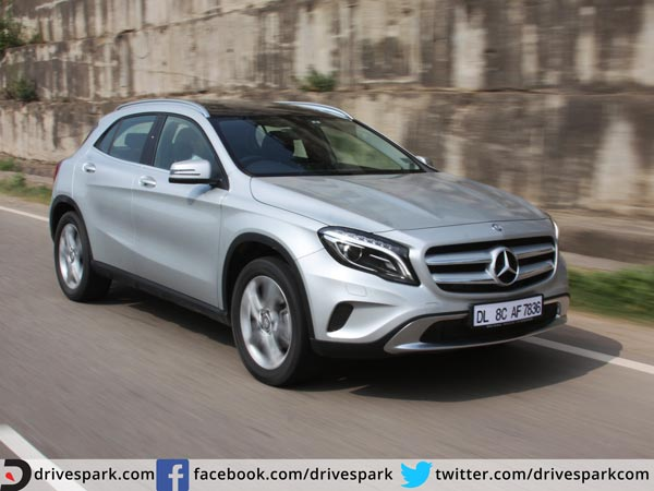 locally assembled mercedes gla
