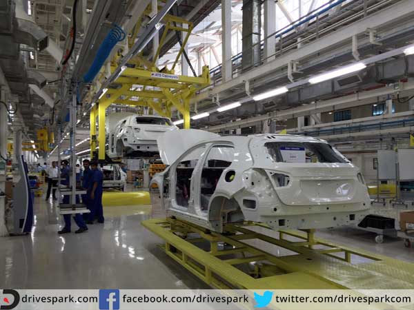Mercedes Benz Gla Class Production Now Localised