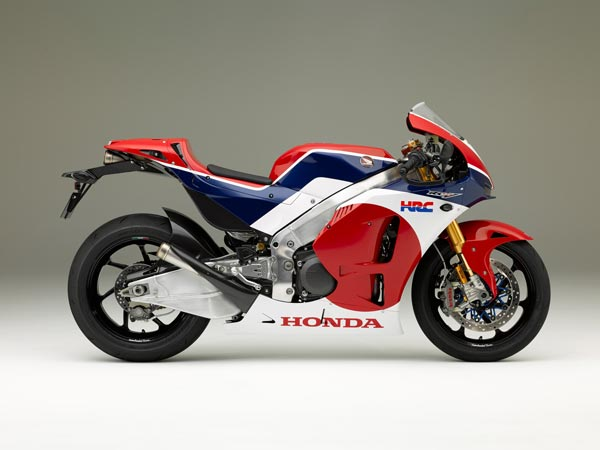 honda motogp inspired motorcycle
