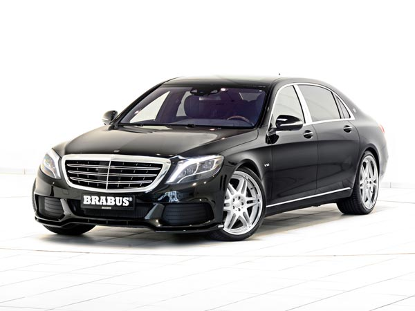 brabus mercedes maybach s600