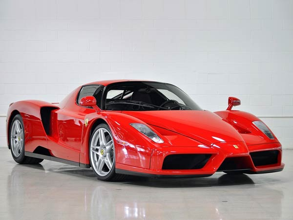 Floyd Mayweather Has A Ferrari Enzo For Sale With A Concerning Price ... 256a42f697