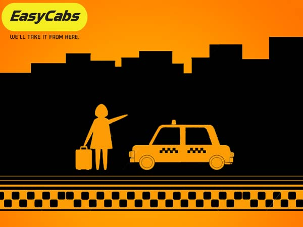 easycabs service on irctc website