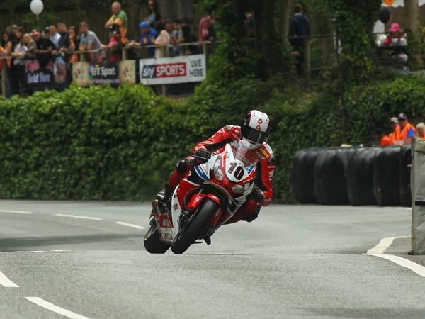john mcguinness senior tt