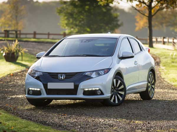 honda civic hybrid to be stopped