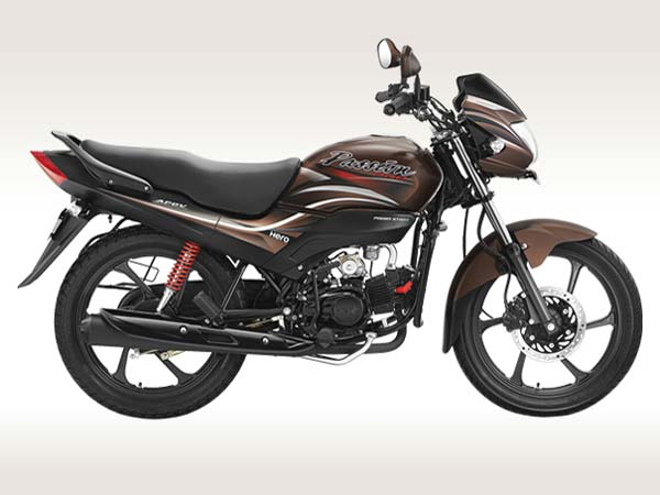 hero motocorp new passion pro