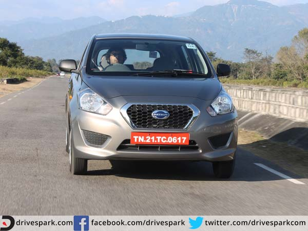datsun airbags india