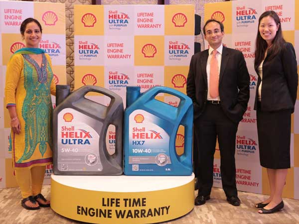 shell india lifetime engine warranty