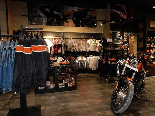 harley davidson independent dealership lucknow