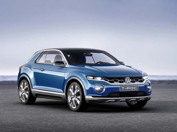 volkswagen five new models