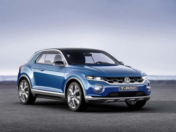 Volkswagen Five New Models