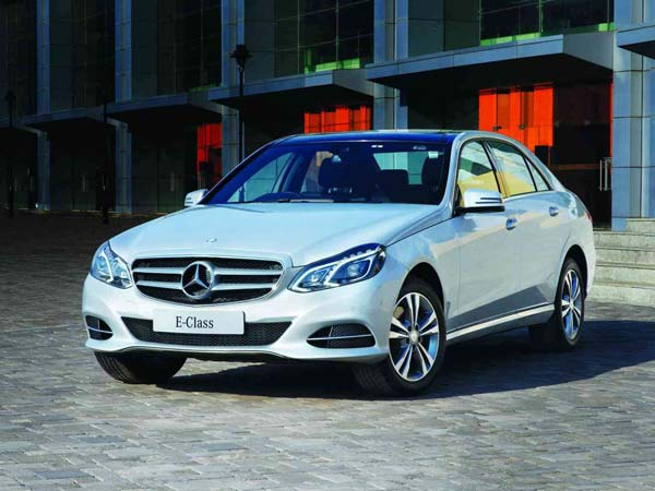 Mercedes Benz New E Cl