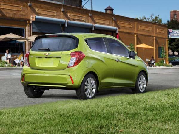 Chevrolet New Beat India