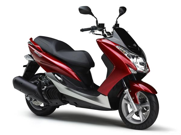 yamaha india 150cc scooter