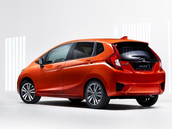 honda jazz launch