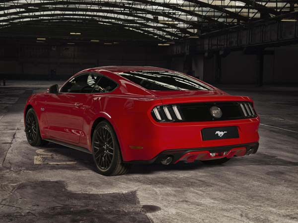 Ford Mustang Price In Pune