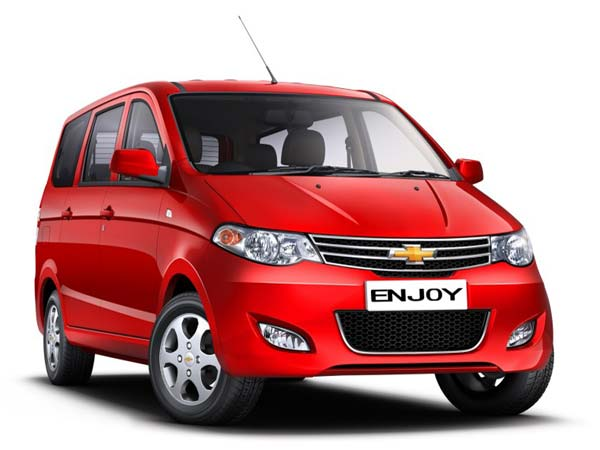 chevrolet enjoy 2015 facelift