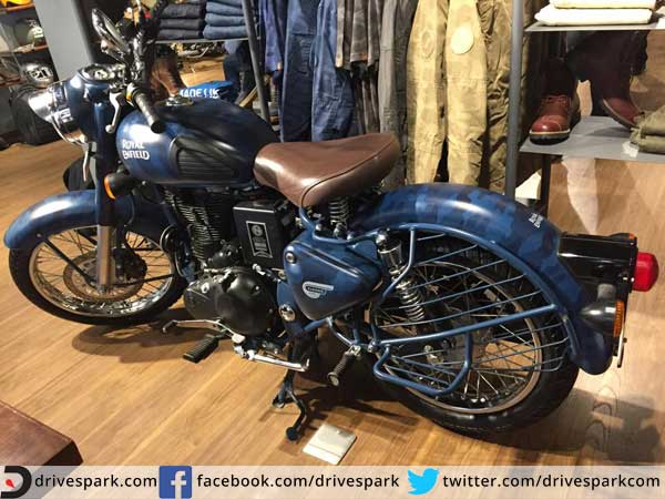 Top 10 Things That Make Royal Enfield Despatch Stand Out!