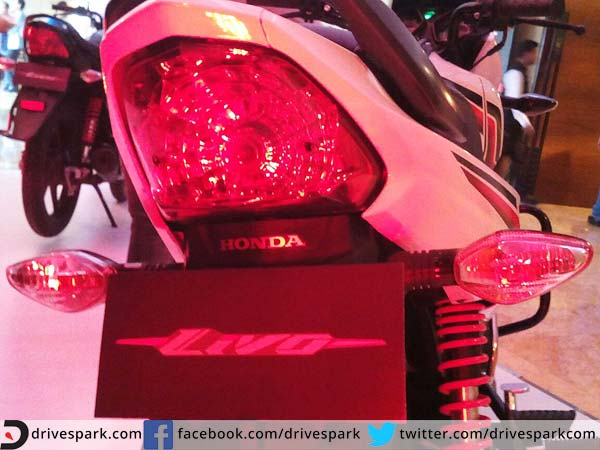 honda livo motorcycle features