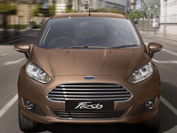 2. New Ford Fiesta: