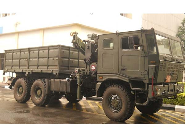 tata motors indian army