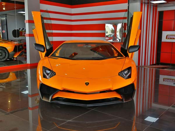 lamborghini aventador sv for sale in dubai