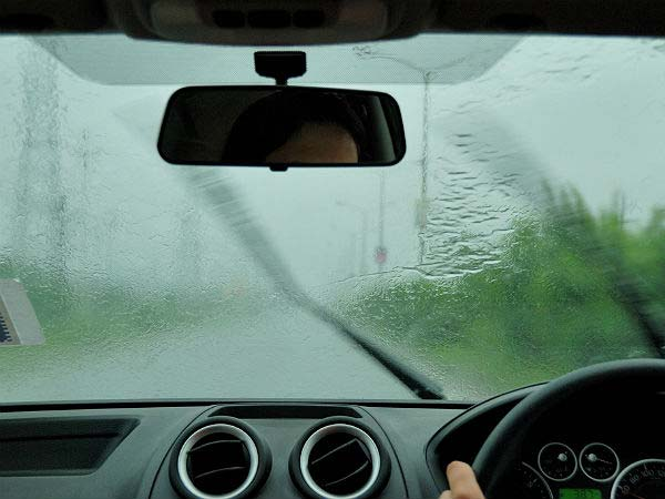 4. Check your wipers