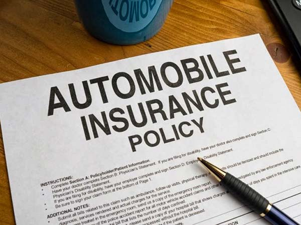 1. Insurance and important documents