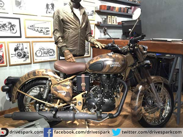 royal enfield despatch edition
