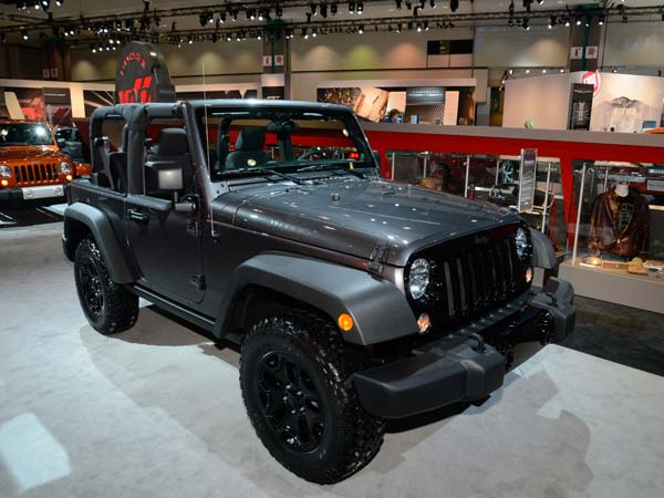 In 10th Place is The Jeep Wrangler!