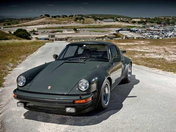 Steve Mcqueen S 1976 Porsche 930 Turbo Carrera To Be