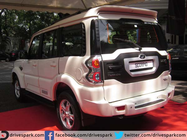 Mahindra Scorpio At 2wd Amp 4wd Launched Price Specs