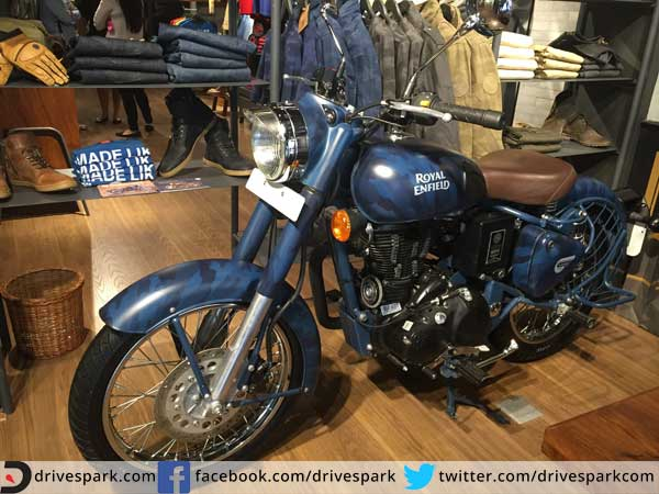 royal enfield despatch motorcycle sold out