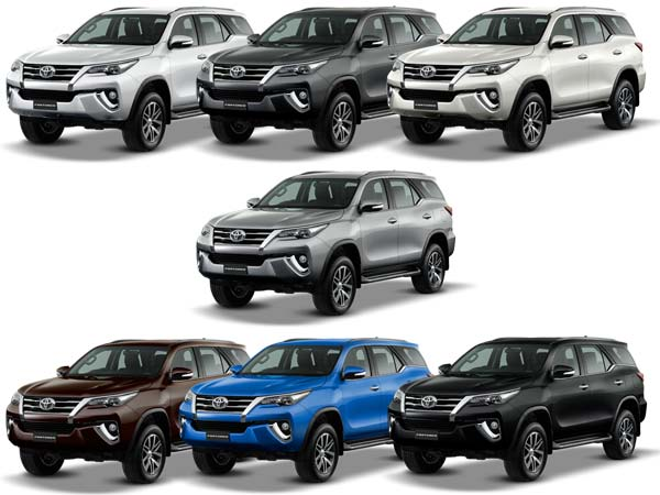 2016 Toyota Fortuner Unveiled; Coming To India Soon!